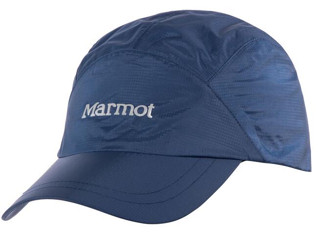 Marmot PreCip Hoofdbedekking blauw